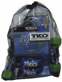 TKO Home Fitness Gift Set